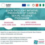 EU/UN Spotlight Initiative